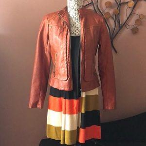 Rachel Roy Color-block Tank Sweater Dress Size M